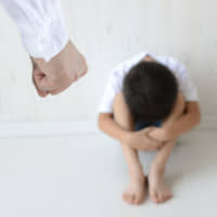 Growing pains: Children are frighteningly vulnerable and virtually defenseless against abusive parents. | GETTY IMAGES