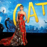 Singer Taylor Swift, shown at the world premiere of the movie 'Cats' in Manhattan on Dec. 16, is among the many women who have helped shape American culture in the 2010s. | REUTERS