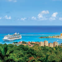 The stunning Ocho Rios is known by locals as Jamaica's garden parish.