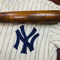 Out of the park: Babe Ruth's 500th home run bat fetches more than $1 million