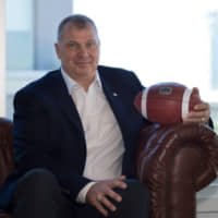 CFL commissioner Randy Ambrosie seeks globalization for his league and football. | CFL