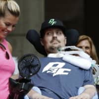 Ice Bucket Challenge inspiration Pete Frates dead at 34 after bout with ALS