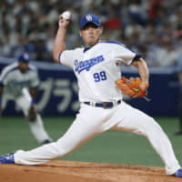 Handful of players from 'Matsuzaka Generation' still holding on