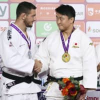 Hisayoshi Harasawa earns heavyweight gold as Japan tops World Judo Masters medal tally