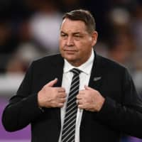 Former All Blacks coach Steve Hansen becomes director of rugby for Toyota Verblitz