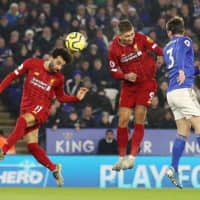 Roberto Firmino nets pair  in Liverpool win