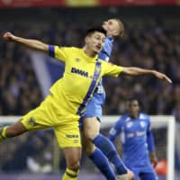 Yuma Suzuki lifts Sint-Truiden over Genk in Belgian top flight