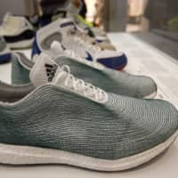 Adidas to launch new fabrics from recycled ocean plastic and polyester