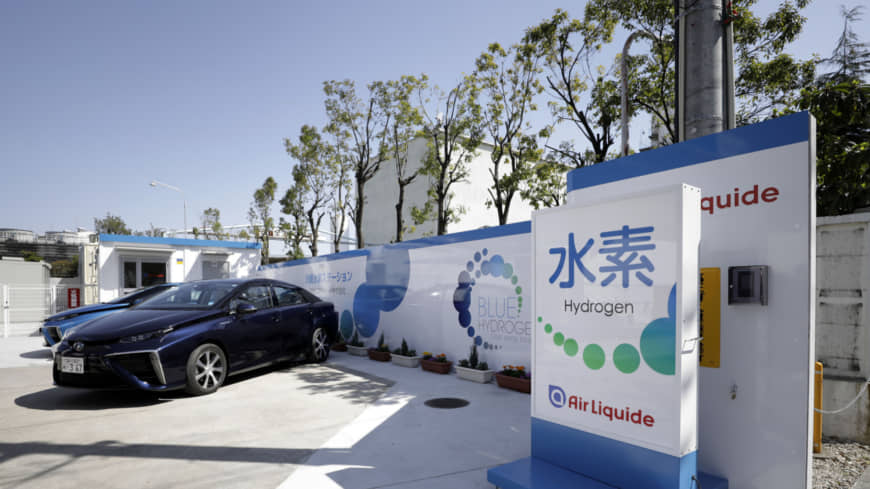 Hydrogen vehicles picked up pace in 2019 amid race to net zero emissions