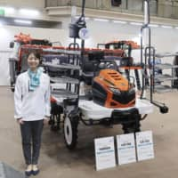 Kubota to release self-driving rice planting machine in October