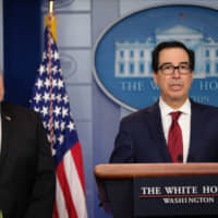 Steve Mnuchin says Boeing woes could lop a half-point from U.S. GDP