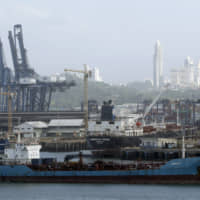 Panama Canal reduces slots for ships due to droughts and levies 'freshwater' charge