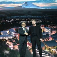 Toyota to build 'city of the future' at the base of Mount Fuji