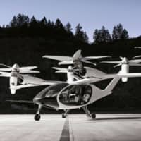 Toyota makes new $394 million bet on flying taxis