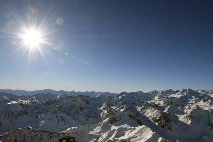 Experts warn Pyrenees glaciers are 'doomed'