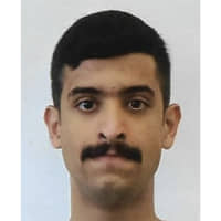 This undated photo provided by the FBI shows Mohammed Alshamrani. The United States is preparing to remove more than a dozen Saudi military students from a training program and return them to their home country after an investigation into a deadly shooting by Saudi aviation student Alshamrani at a Florida navy base in December, a U.S. official told The Associated Press. | FBI / VIA AP