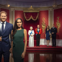 Madame Tussauds removes waxworks of Prince Harry and Meghan from royal family display