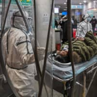 Chinese coronavirus infection rate makes it hard to control, studies say