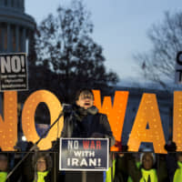 House votes to curb Trump's power to strike Iran without Congress OK