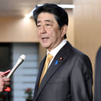 Abe to visit Middle East as originally planned despite earlier media reports of cancellation