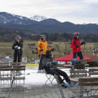 Climate change is killing alpine skiing