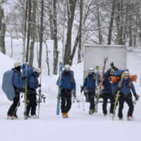 Frenchman caught in Hokkaido avalanche confirmed dead
