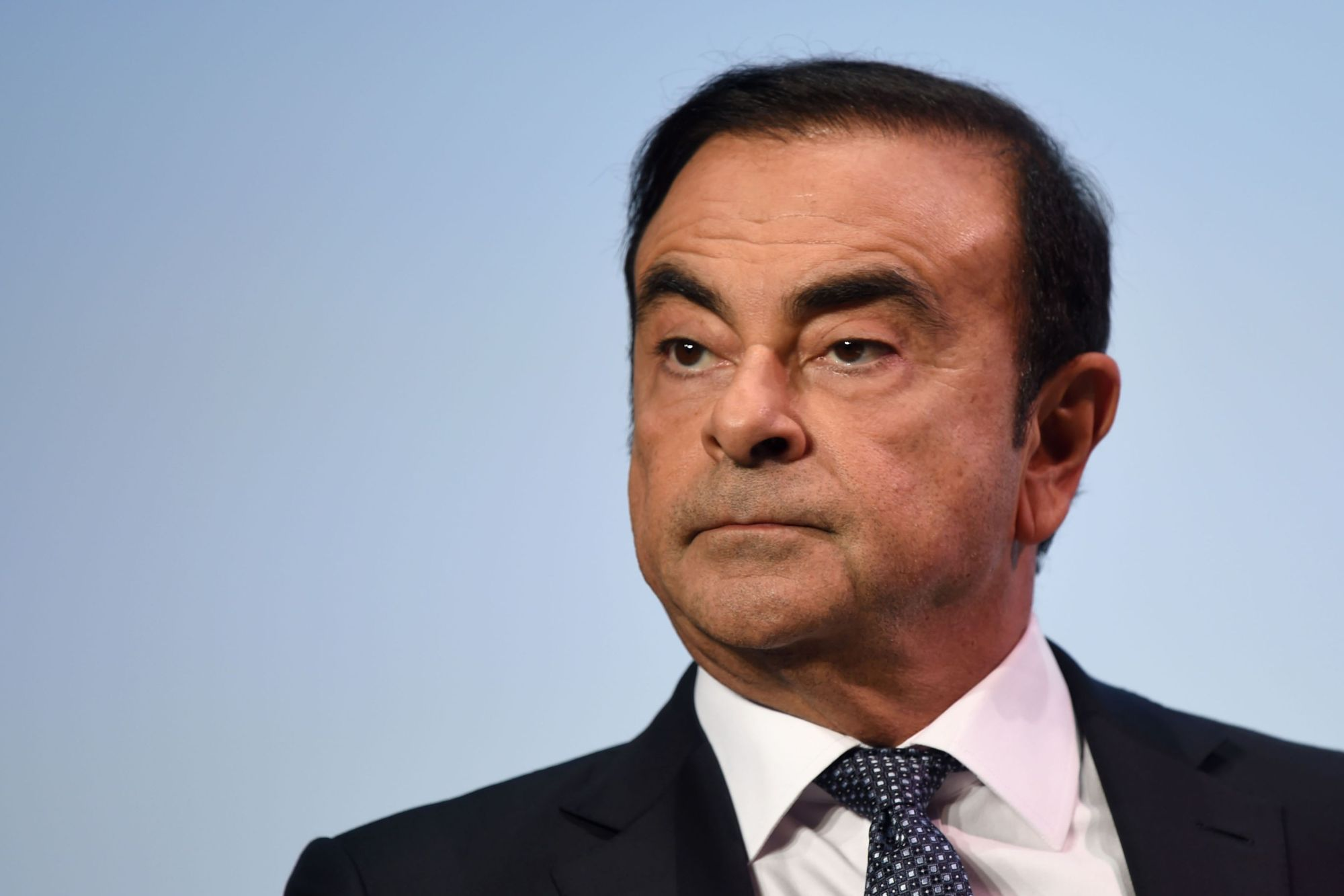 Had Carlos Ghosn's plans to incorporate rival Fiat-Chrysler into the Nissan-Renault alliance come to fruition, he might have created the world's largest carmaker and reasonably expected to be remembered as a business visionary. For the foreseeable future, however, he will be known above all as something very different: a fugitive.   BLOOMBERG