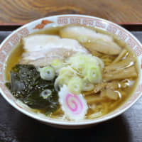 Sano ramen is known for its chewy, wrinkled noodles made using a traditional method that employs thick green bamboo to press the dough. The city has launched a project to help potential settlers open ramen noodle shops there. | KYODO