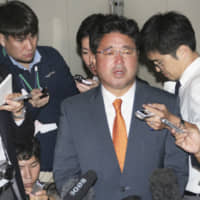 Nippon Ishin expels lawmaker who took cash from Chinese firm