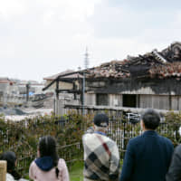 Fire at Okinawa's Shuri Castle barely damaged original ruins