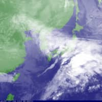 Japan braces for stormy weather on Pacific coast and heavy snow in Kanto-Koshin region