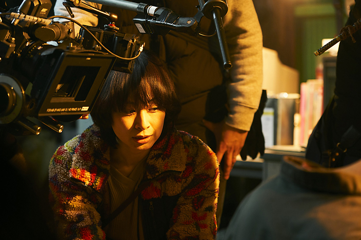 From start to finish: Yuki Tanada took her own novel and adapted it for the big screen to create 'Romance Doll.' © 2019 'Romance Doll' Film Partners