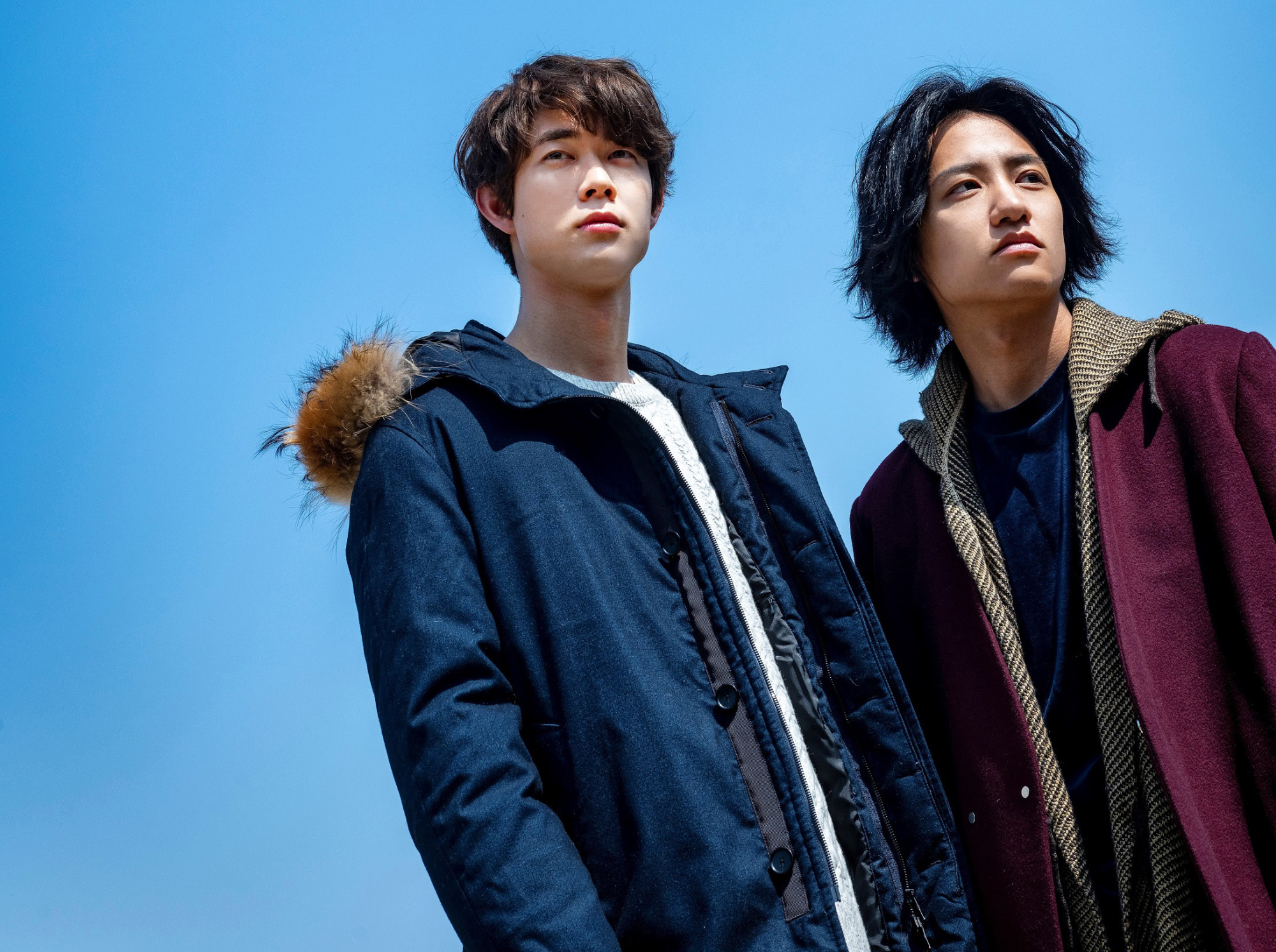 Rough roads: Hio Miyazawa (left) and Kisetsu Fujiwara star as lovers who split up and follow different paths in life in 'his.' | © 2020 'HIS' FILM PARTNERS