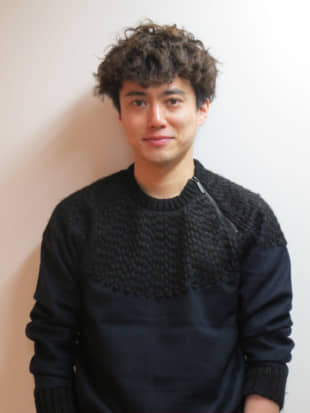 Cool and efficient: Shuntaro Fujita has cut the duration of the production by 30 minutes by taking 30 pages out of the script to improve the play's flow. | NOBUKO TANAKA