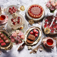 Strawberry desserts bursting with flair