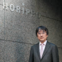 Changing perceptions: Yoshitaka Hori says Japan needs to earn royalties, instead of just paying to stage overseas musicals. | ELLE HARRIS