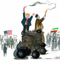 Where does Gulf crisis go after limited Iran strikes?