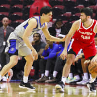 Yudai Baba shines for Legends in rout