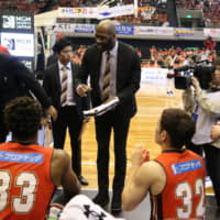 Ruben Boykin growing into role as assistant coach for Osaka Evessa