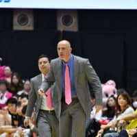 Former Akita Northern Happinets bench boss Josep 'Pep' Claros is the new Rizing Zephyr Fukuoka head coach. Claros coached the team in the latter stages of the 2015-16 campaign during the final bj-league season. | B. LEAGUE
