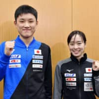 Tomokazu Harimoto, Mima Ito headline Japan's 2020 table tennis squad