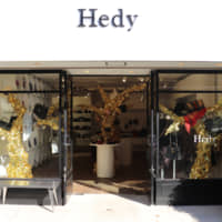 Hedy is in Tokyo's Daikanyama district and specializes in selling previously owned designer goods. | FIREWORKS CO.