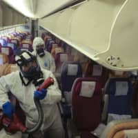 Airlines unleash herpes disinfectant and other concoctions on coronavirus-tainted planes