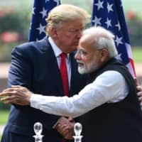 Nice memories and photo ops but no trade deal for Trump in India