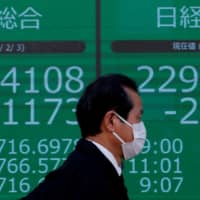 Stocks in China slide; U.S. equity futures advance