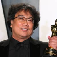 'Parasite' director Bong Joon Ho gets hero's welcome on return to South Korea