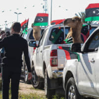 EU agrees naval mission to stop Libya arms flow