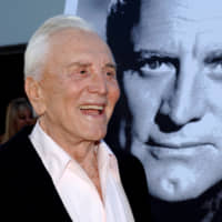 Kirk Douglas, Hollywood's tough guy on screen and off, dead at 103