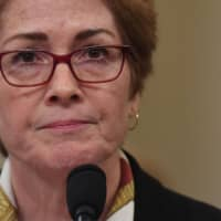 Ousted ambassador Marie Yovanovitch warns U.S. against 'blind obedience'