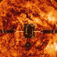 Spacecraft to map sun's poles for first time